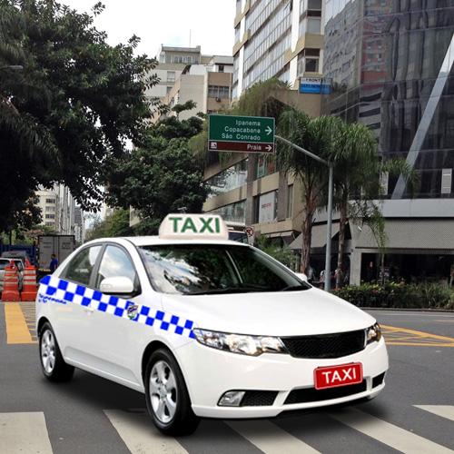 Curso Taxista