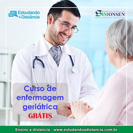 Curso de enfermagem geriátrica
